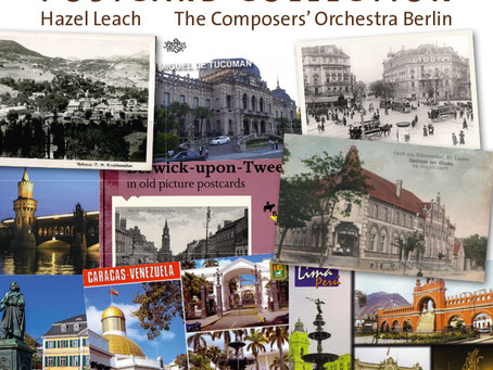 Composers Orchestra CD Release