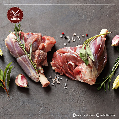 Lamb Shank With Bone