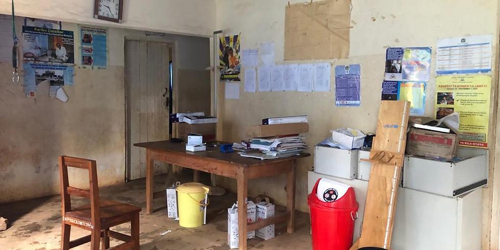 Renovation of a Clinic