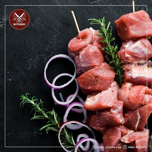 Marinated Lamb Tikka