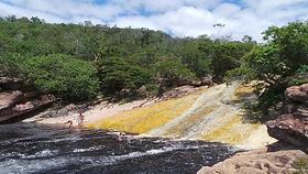 Ribeirão do Meio, Lençóis, Chapada Diamantina