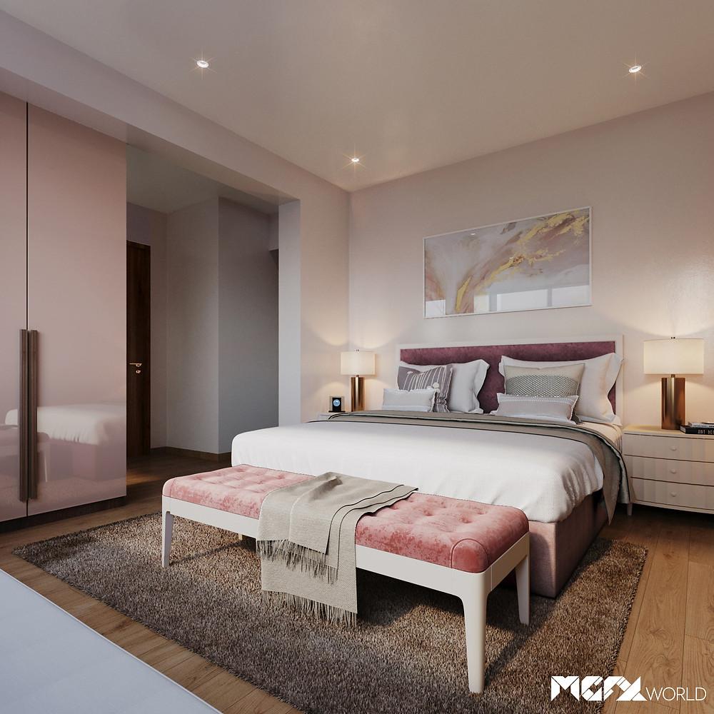 3D Interior Visualisation Services