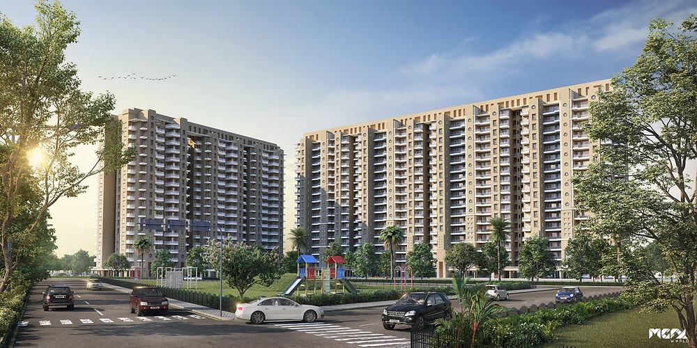 3d architectural rendering, exterior rendering, virtual reality, 3d architectural visualization