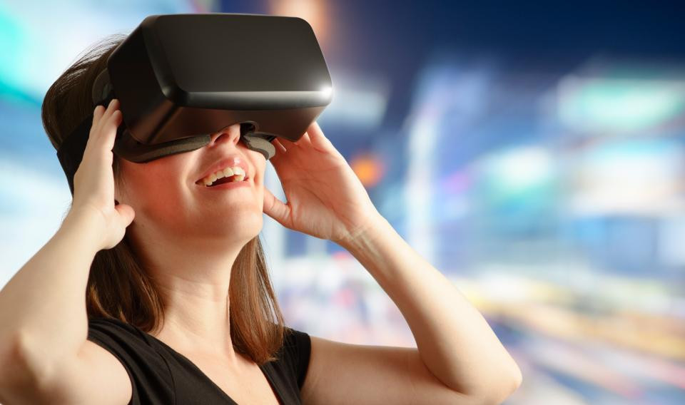 Virtual Reality, VR, 3D Virtual World,