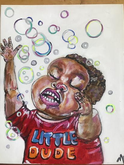 Little Dude Series