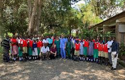 Residency, Certificate Program Pediatric Dentistry, Indian Applicant, Missions to Africa, Kenya