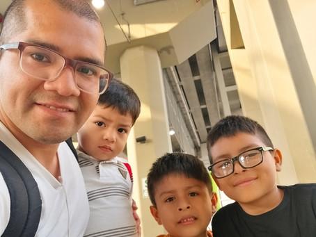 Carlos, Padre Soltero, Lima, Perú