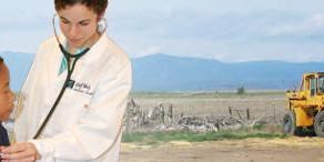 MSN, Masters CRNA, Rural Health