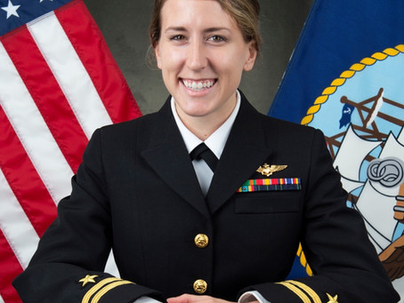 ABSN Accelerated BSN in Nursing, Navy Helicopter Pilot