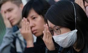 An eye for an eye in the liberation of Hong Kong.