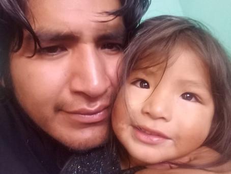 Yuri, Padre Soltero, La Paz, Bolivia