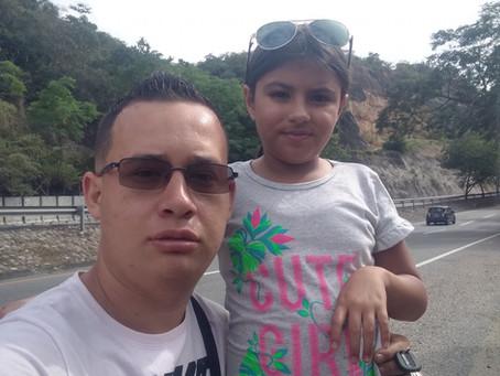 Andrés, Padre Soltero, Rovira, Colombia