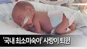 Medical School Admission, Korean Applicant, Premature Baby