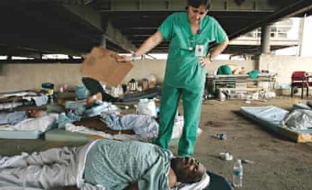FNP, Nursing Master's, Hurricane Katriana, Geriatric, 300 Words