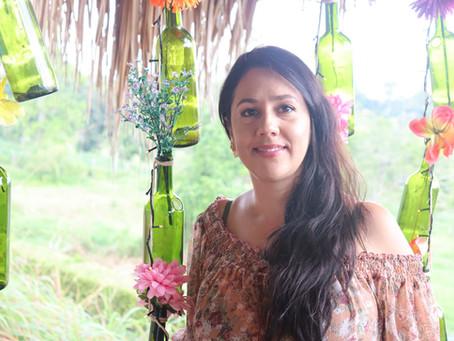 Monica Giraldo Psicologa, Quindio, Colombia, la construcción de futuros deseados