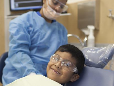 Pediatric Dentistry Residency, Public Health, Indian Dentist Applicant, Underserved Children
