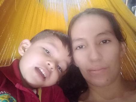 Franci, Madre Soltera, Villavicencio, Colombia