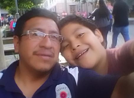 Leonel, Padre Soltero, Guatemala City, Guatemala