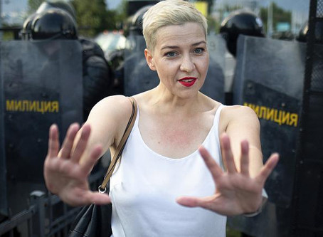 Maria Kolesnikova, foremost opposition leader still in Belarus, disappeared by men in ski masks