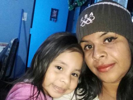 Yanira, Madre Soltera, Guatemala City, Guatemala