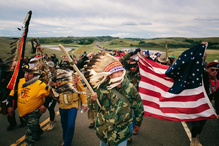 Standing Rock Legal Struggle