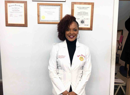 African-American, Caribbean Woman Orthodontist, Residency Personal Statement Trinidad and Tobago
