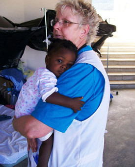 MSN Public Health Nursing NP, Volunteer Experience in Haiti