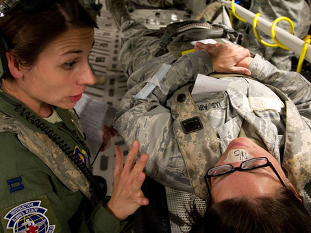 NM/WHNP, Nurse-Midwifery/Women's Health, Career Air Force