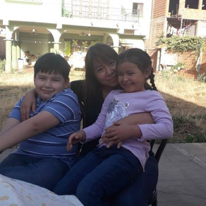 Castro, Madre Soltera, Tarija, Bolivia