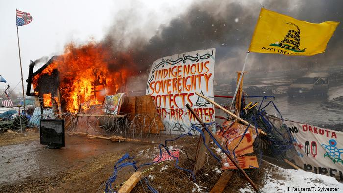 indigenous sovereignty dakota pipleline