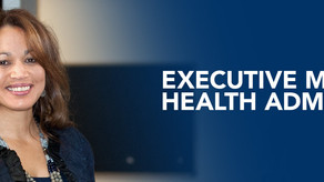 Executive MHA, Master's Health Administration, Physician Applicant, Logistics of Medical Attention