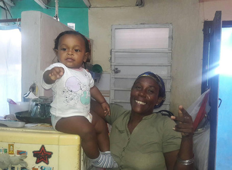 Agradecemos a Eliani Gutierrez por servir de Moderadora de Grupo Padres y Madres Solteros de Cuba
