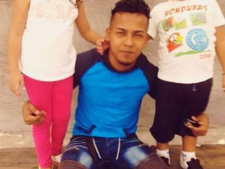 Cruz, Padre Soltero, Olanchito, Honduras