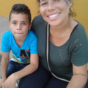 Adriiana, Madre Soltera, Yumbo, Colombia