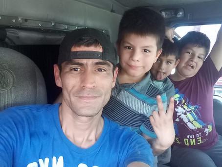 Rene, Padre Soltero, Reynosa, Tamaulipas, México