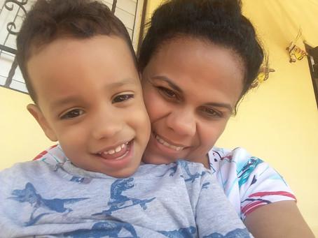 Carme, Madre Soltera, Panama City, Panama