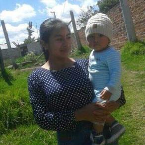 Mayra, Madre Soltera, Quito, Ecuador