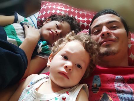 Saddam, Padre Soltero, Caracas, Venezuela