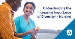 nursing diversity editing service person