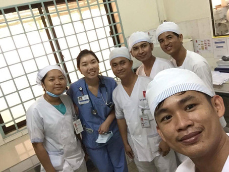 Male Nurse, Parents from Cambodia, Khmer Speaker, Master's Nursing, Diabetes