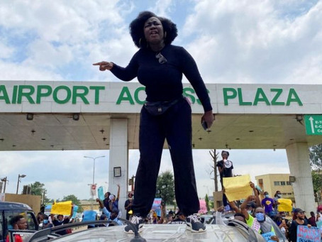 Nigeria Explodes Against Police Brutality, Hundreds of Thousands Protesting Daily