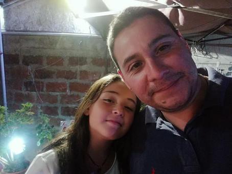 Strong Strong, Padre Divorciado Chileno