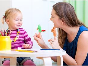 SLP, Speech Language Pathology, Master's Degree, Focus on Children