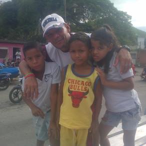 Ever en Caracas, Venezuela, Padre de 3,
