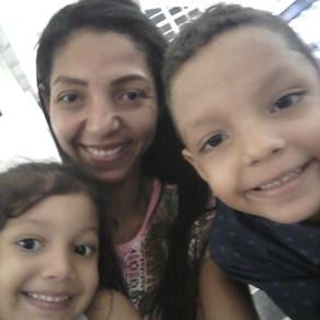 Leydis, Madre Soltera, Panama City, Panamá