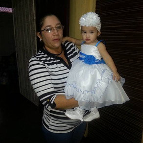 Caty, Madre Soltera, Jinotega, Nicaragua