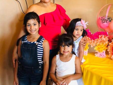 Cindy, Madre Soltera, San Pedro Sula, Cortés, Honduras