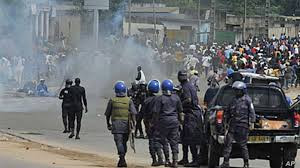 Ivory Coast Protesters Destroy COVID-19 Treatment Center, Shooting the Messenger in Africa