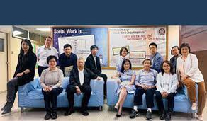 MSW Social Work, Chinese Woman from Hong Kong, Pscychology Degree