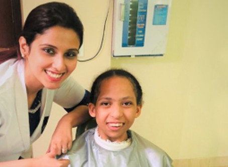 Indian International Dentist, Pediatric Dentistry, CAAPID Application Writing and Editing